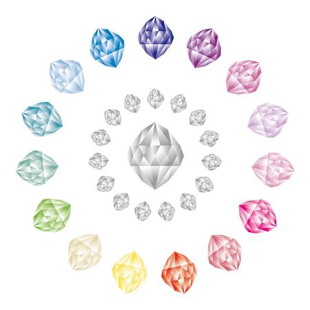 diamond clip art: jewelry