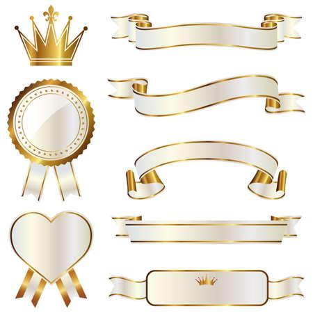 �gold: Caracter�sticas de la cinta emblema