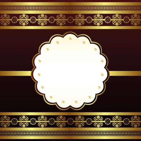 classical frame Stock Vector - 11649306