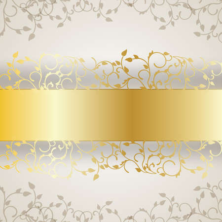 abstract background frame Vector