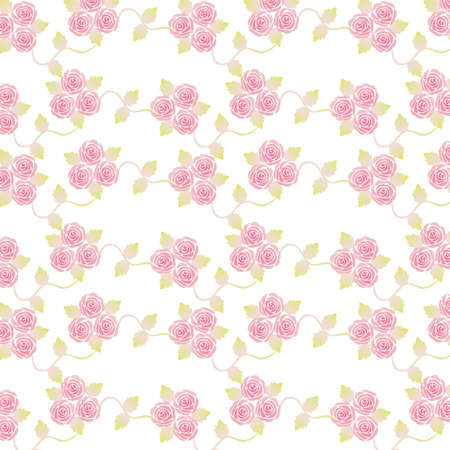 peace label: rose background
