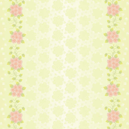 バラの背景