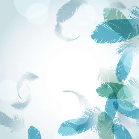 fondos colores pastel: plumas de fondo