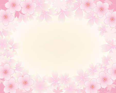 haze: spring flower background Illustration