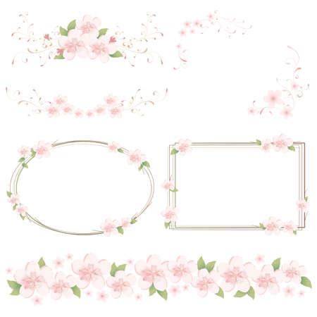 graphic pastel: spring set