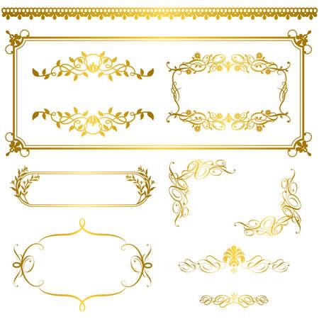 �gold: marco de oro