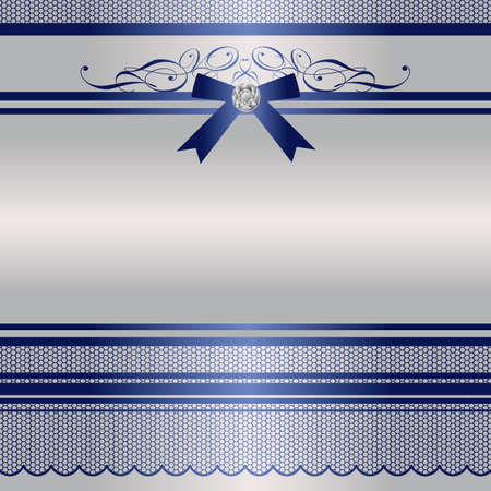 bodas de plata: bastidor de la cinta