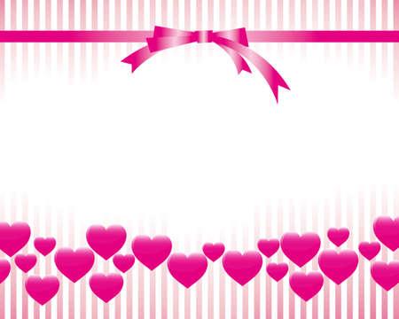 mo�os rosas: cinta y el fondo del coraz�n