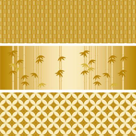 japones bambu: fondo japon�s Vectores