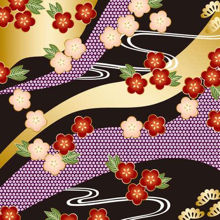 japanese paper: japanese background