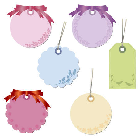 tag set Vector