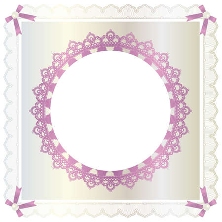 lace frame