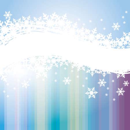 crystallization: crystal snow background
