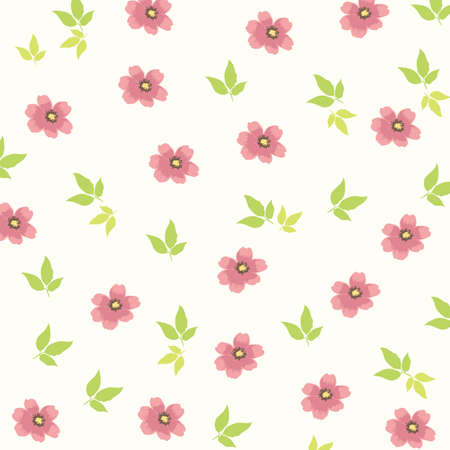 flower background Vectores