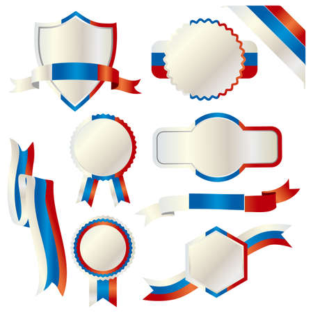 russia set Stock Vector - 12054415