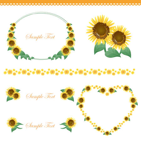 sunflower Stock Vector - 12055067