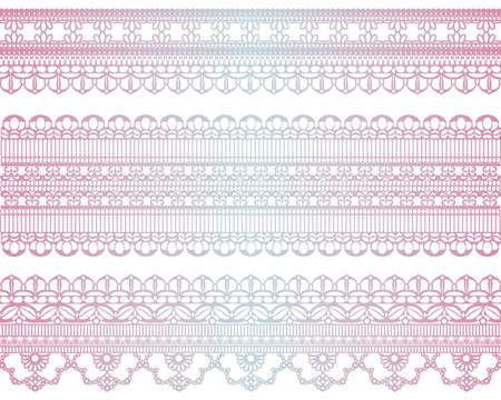 special lace Vector