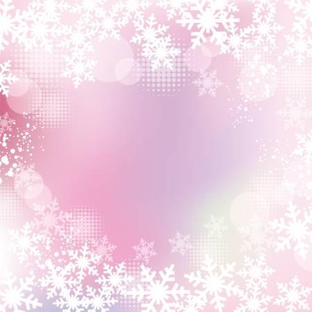 crystal background Illustration