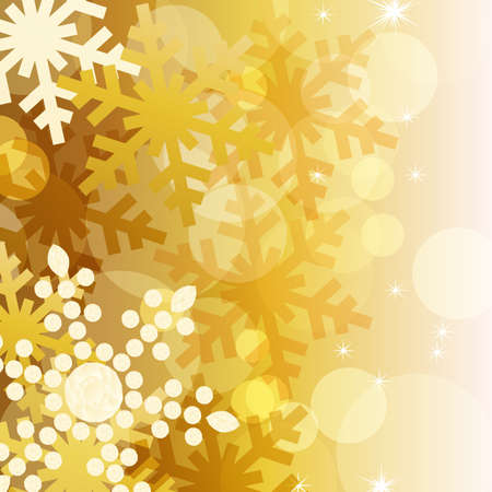 crystal decoration background Vector