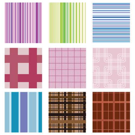 fodder: set of pattern Illustration