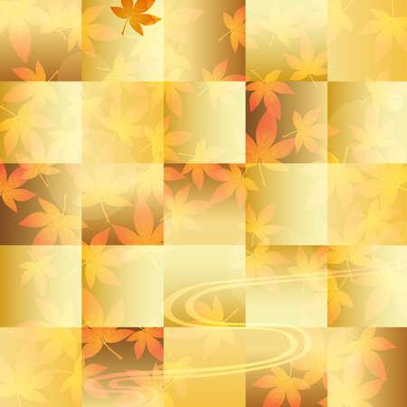 maple background Stock Vector - 12482751
