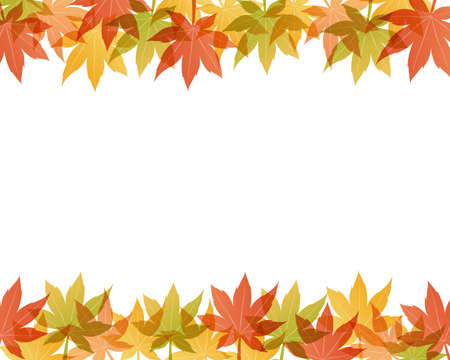 maple background Stock Vector - 12482534
