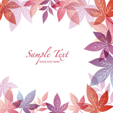 purple wallpaper: autumn background with maple