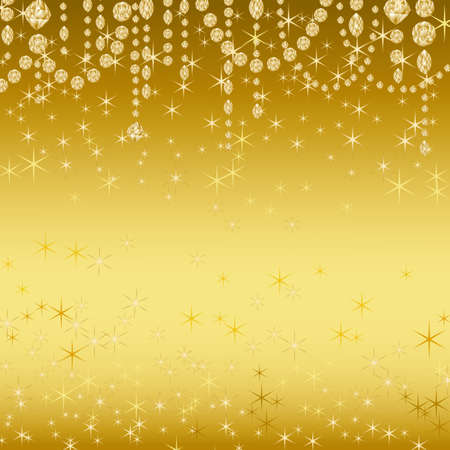 jewelry decoration background Vector