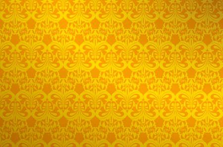 ゴールドの壁紙