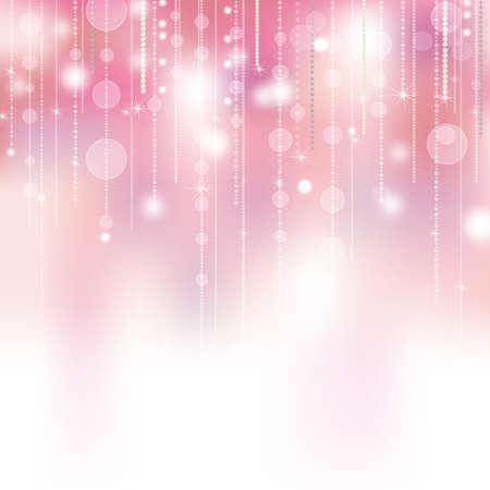 perlas: brilla el fondo Vectores
