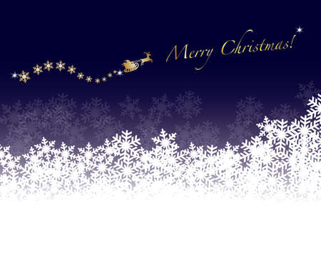 christmas background Stock Vector - 13341392