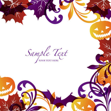 Halloween background Stock Vector - 13341260
