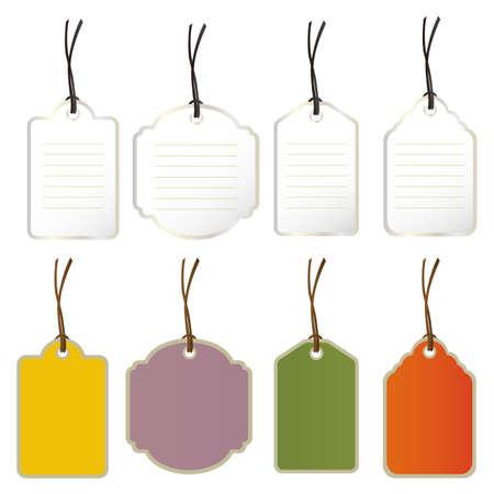 set of tag