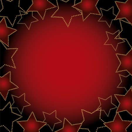 crystallization: star background