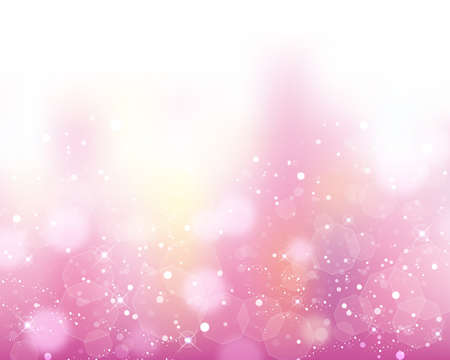 pink shines background Stock Vector - 14586920