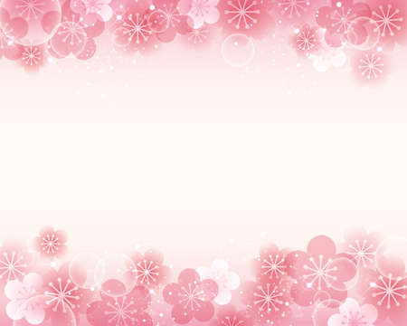 japanese apricot background