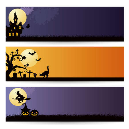 Halloween de fondo Foto de archivo - 15191957