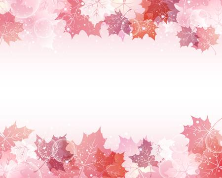 maple background Vector