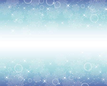 水晶輝く背景