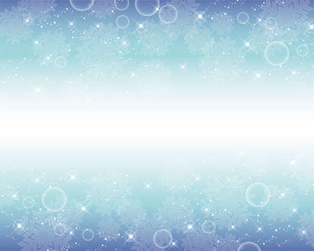 gradation: crystal shines background Illustration