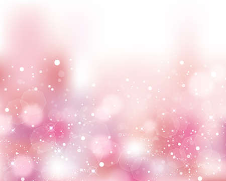christmas pink: pink shines background