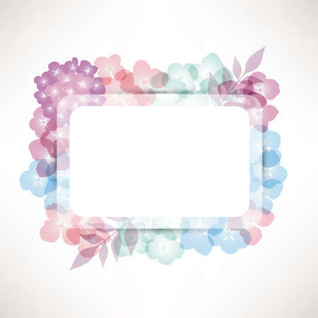hydrangea flower: hydrangea background
