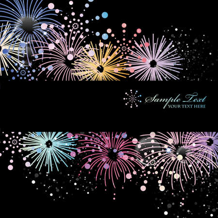 fireworks: fireworks background