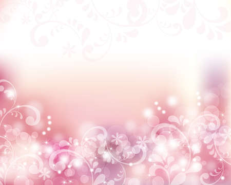 abstract pink background Banco de Imagens - 20464557