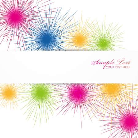 fireworks: Fireworks background
