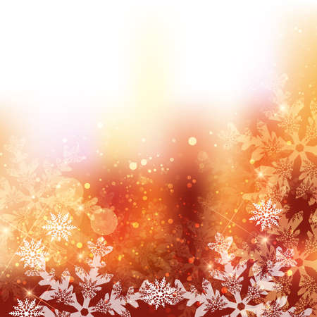 gorgeous: abstract crystal background Illustration