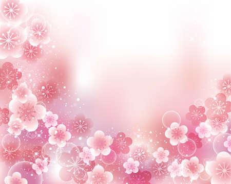 japanese apricot: Japanese apricot flower
