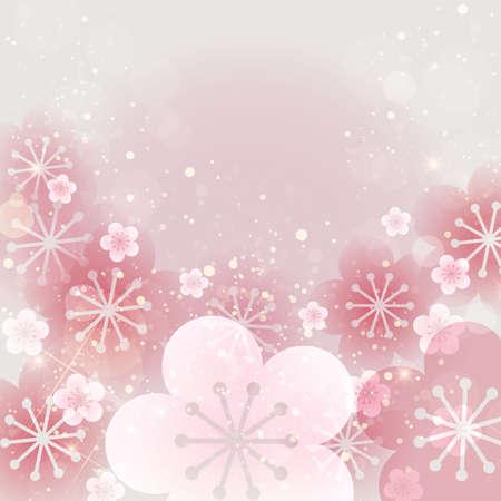 Japanische Aprikose Blume