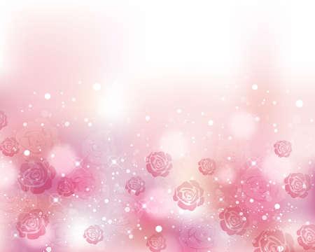장미 배경