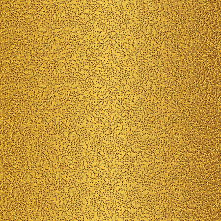 Abstract of golden glitter Ilustração